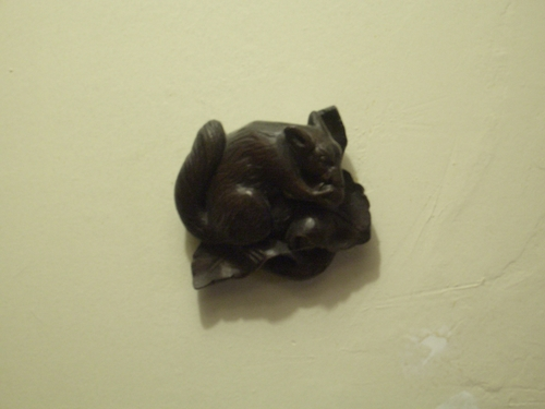 [Picture: Decorative gargoyle 2]