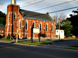 [Picture: Church for Sale]