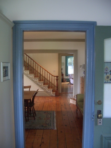 [Picture: Hallway House]