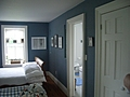 [Picture: Blue bedroom]
