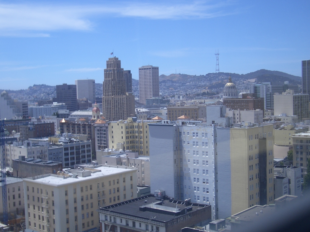 [Picture: San Francisco Towers]