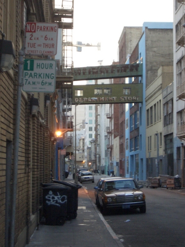 [Picture: San Francisco Streets 2]