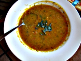 [picture: Lentil Soup]