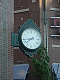 [Picture: Cambridge Trust Wall Clock]