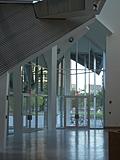 [Picture: Stata Center Entrance]