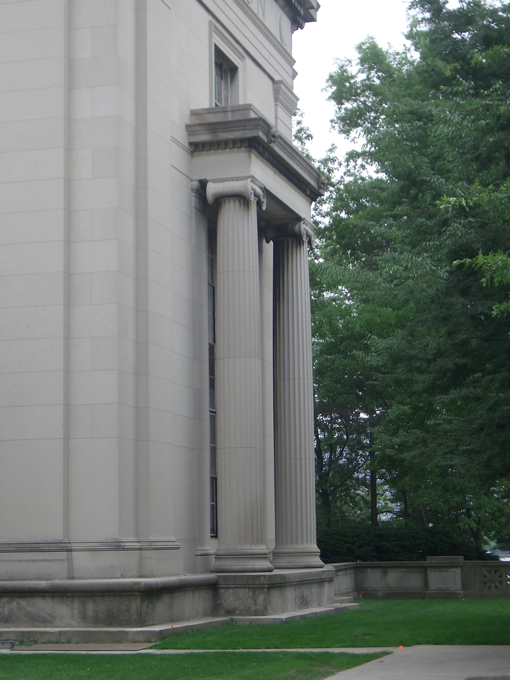 [Picture: Classical Entrance]