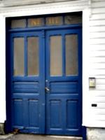 [picture: Blue Door No. 117]