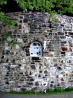 [picture: Window in castle wall]