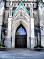 [picture: Gothic Style Entrance 2]