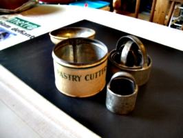 [picture: Pastry Cutters]