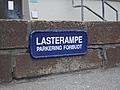 [Picture: Lasterampe Parkering Forbudt]