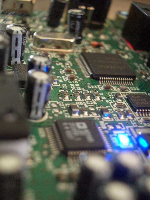 [Picture: Circuit board]