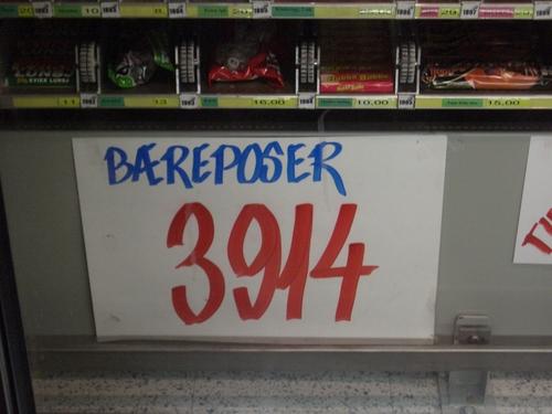 [Picture: BÆREPOSER 3914]