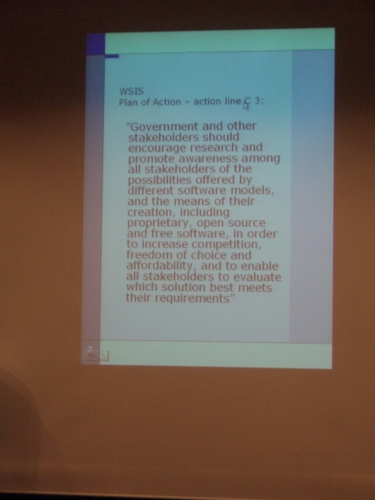 [Picture: WSIS Plan of action]