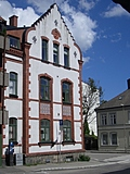 [Picture: Norwegian architecture]