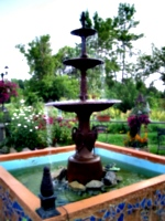 [picture: Three-tier Fountain]