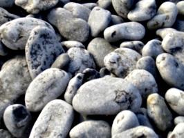 [Picture: Pebbles]