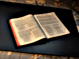 [picture: Old hymn book 3]