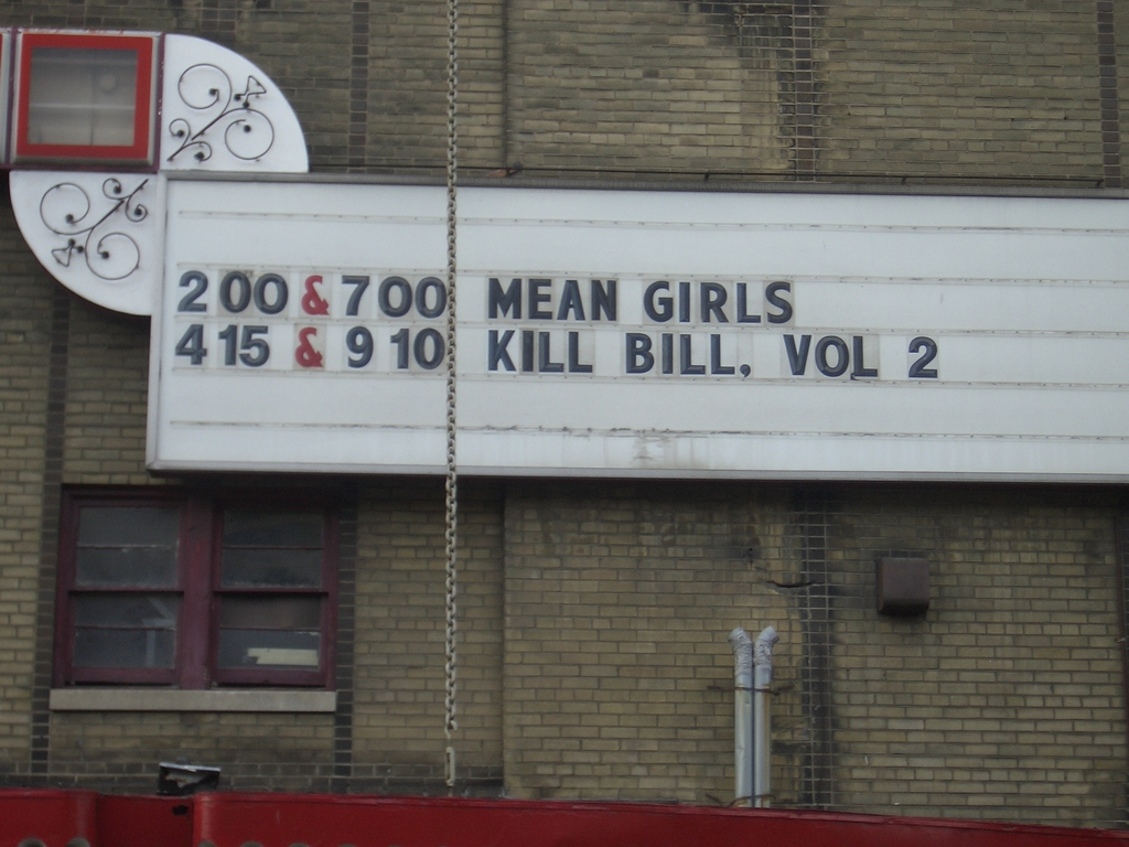 [Picture: Mean girls kill bill]