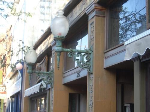 [Picture: Decorative lamp]