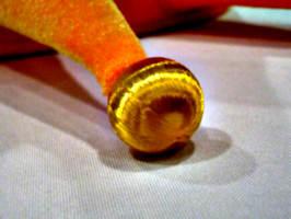 [picture: Liam's orange hat]