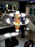 [picture: Westin Lobby]