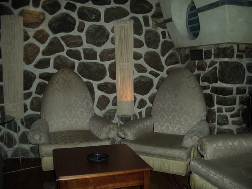 [Picture: Cosy corner in the bar 3]