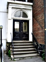 [Picture: Doorway with steps]