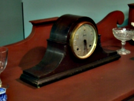 [picture: Old clock]