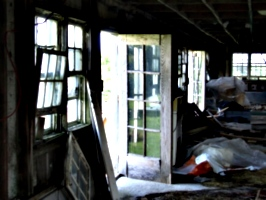 [picture: Barn door]
