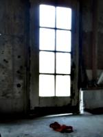 [picture: Barn window]