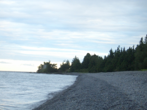 [Picture: Point Petre Beach]
