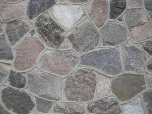 [Picture: Crazy paving texture]