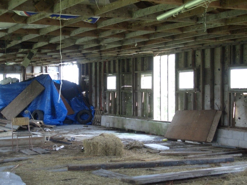 [Picture: Inside the barn 4]