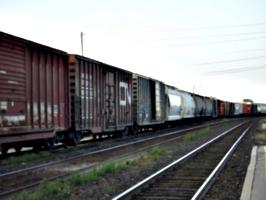 [picture: Goods Train]