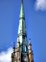 [picture: St James Cathedral vertical panorama element 1]