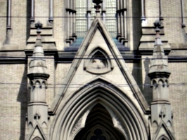 [picture: St James Cathedral vertical panorama element 9]