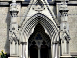 [picture: St James Cathedral vertical panorama element 15]
