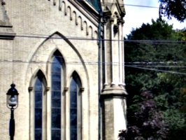 [picture: St James Cathedral vertical panorama element 17]