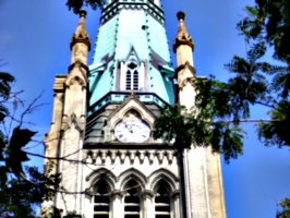 [picture: St James Cathedral vertical panorama element 24]