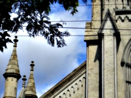 [picture: St James Cathedral vertical panorama element 27]