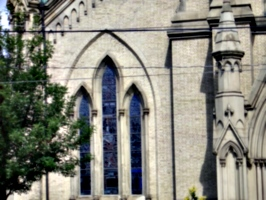 [picture: St James Cathedral vertical panorama element 31]