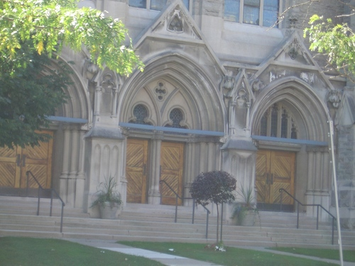 [Picture: St. James' Cathedral Doorway 3]