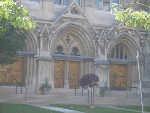 [Picture: St. James' Cathedral Doorway 4]