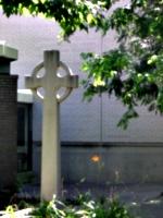 [Picture: Stone cross 3]