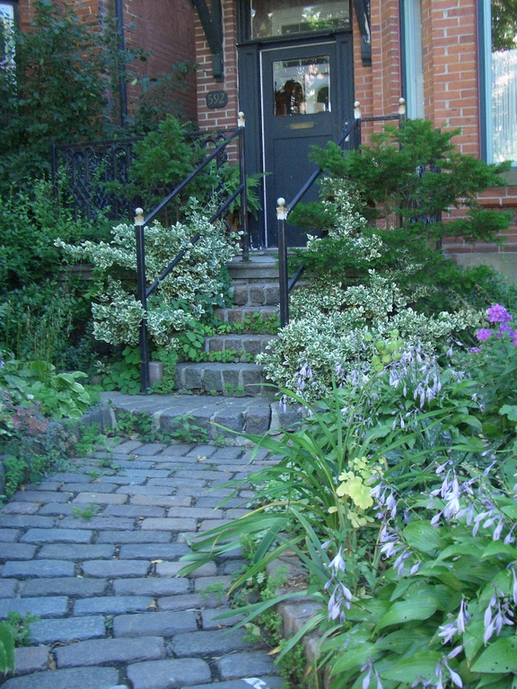 [Picture: Stone steps 2]