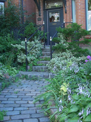 [Picture: Stone steps 3]