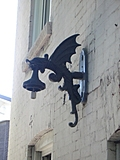 [Picture: Gargoyle lamp 4]