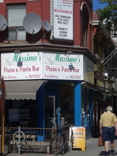 [Picture: Massimo's Pizza & Pasta Bar]