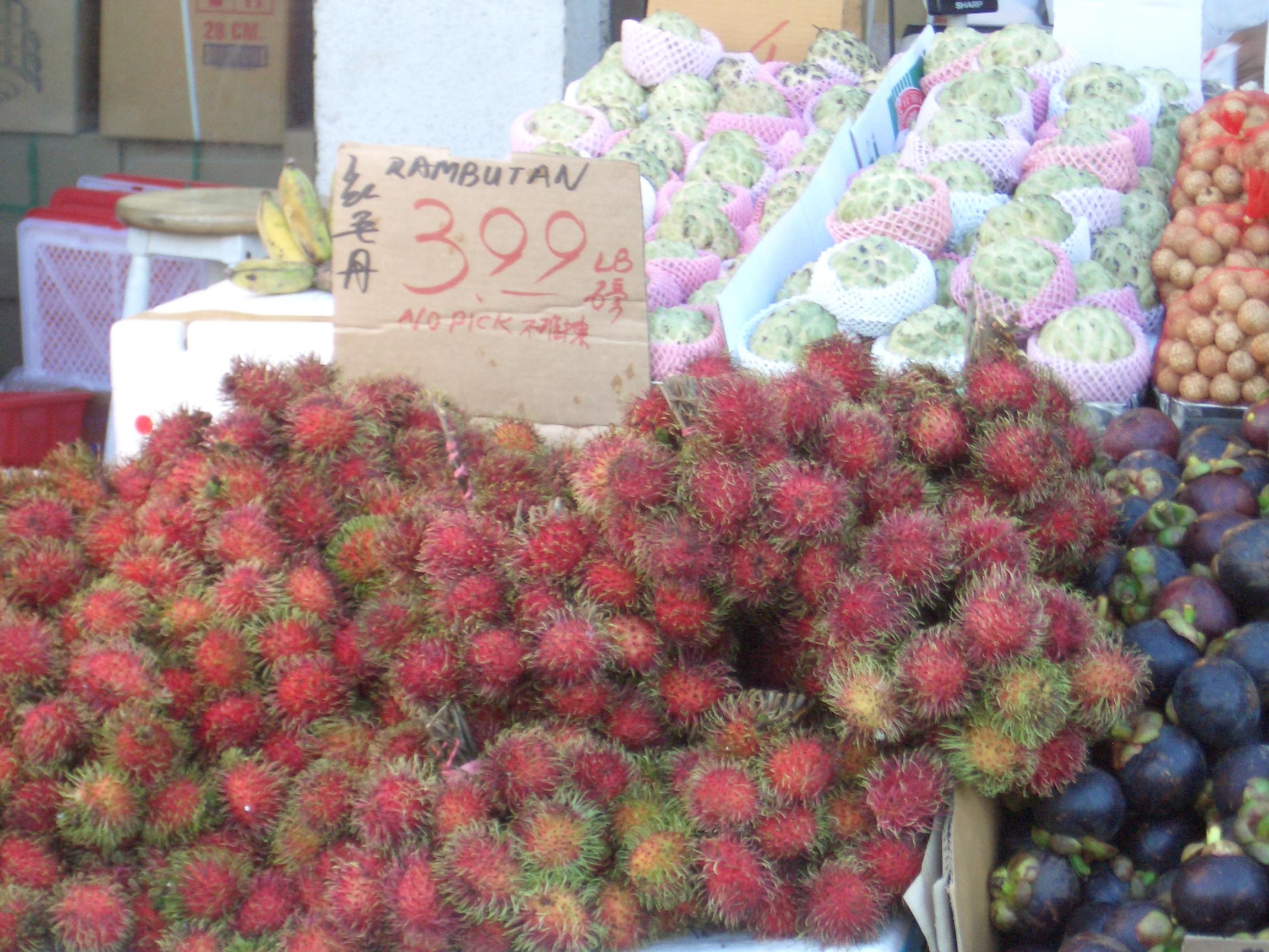 [Picture: Rambutan Fruit]